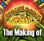 The making of StoneLoops! of Jurassica