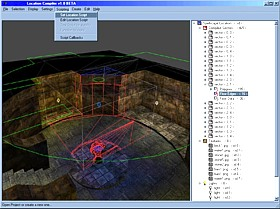 Spellscape Location editor